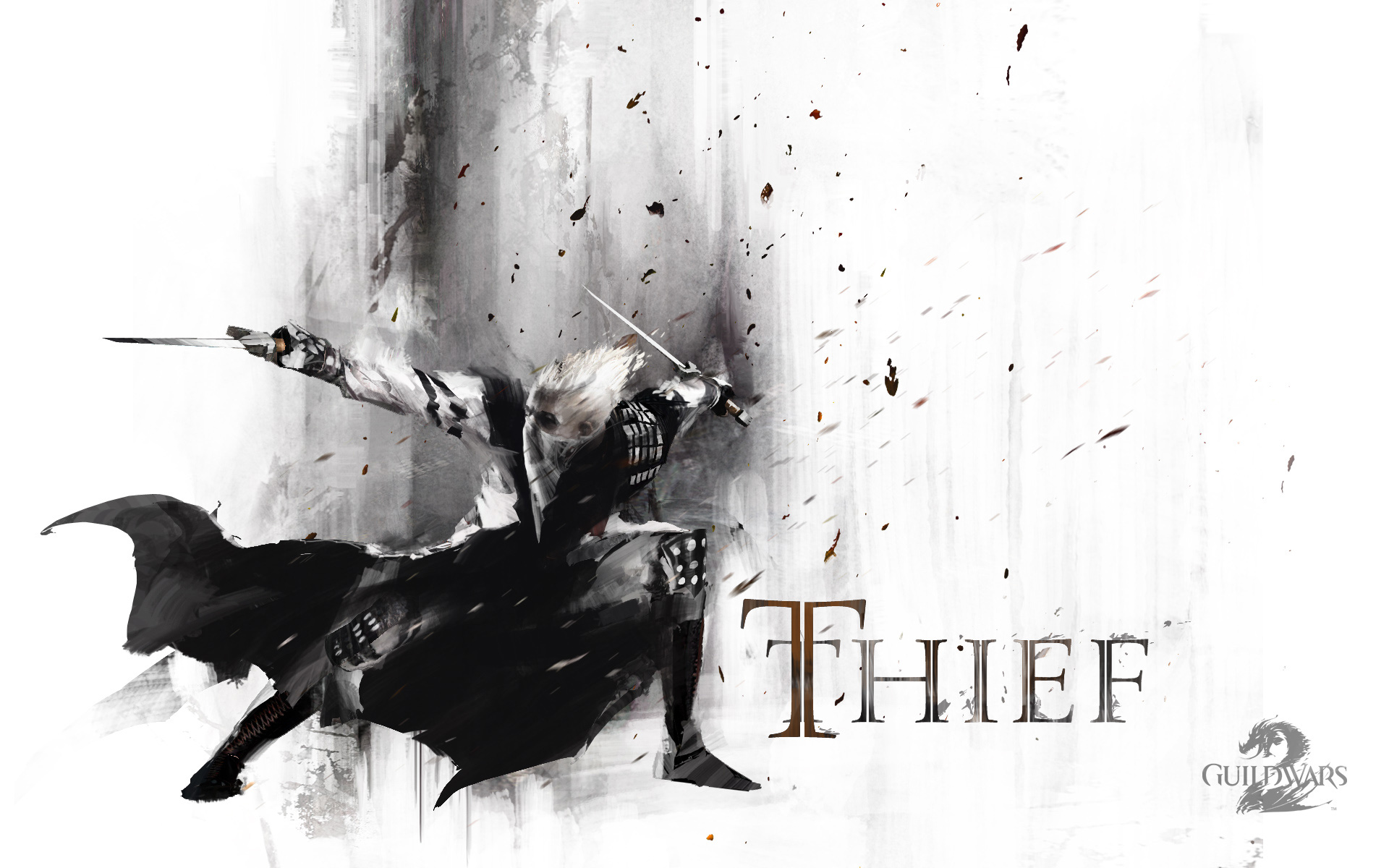 GW2 Thief Wallpaper 1920x1200