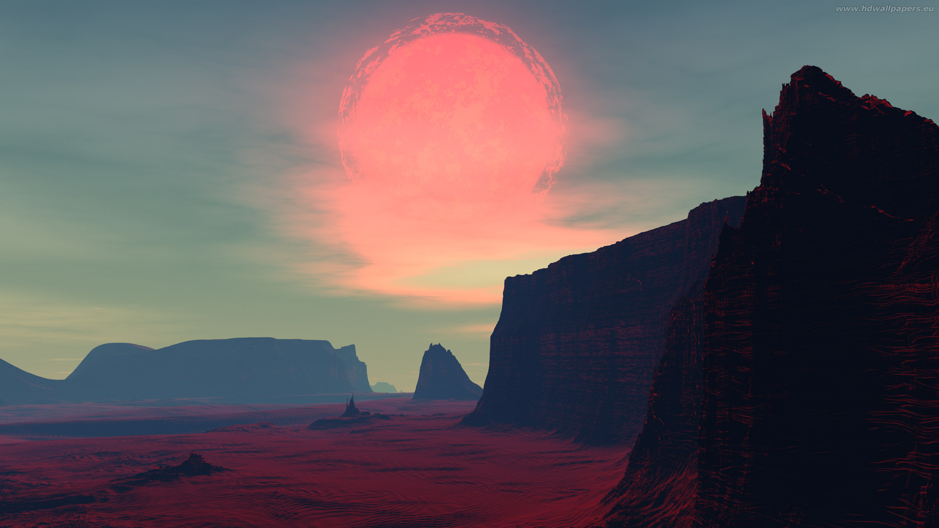 red-sun-planet-maximumshadow 1360x768