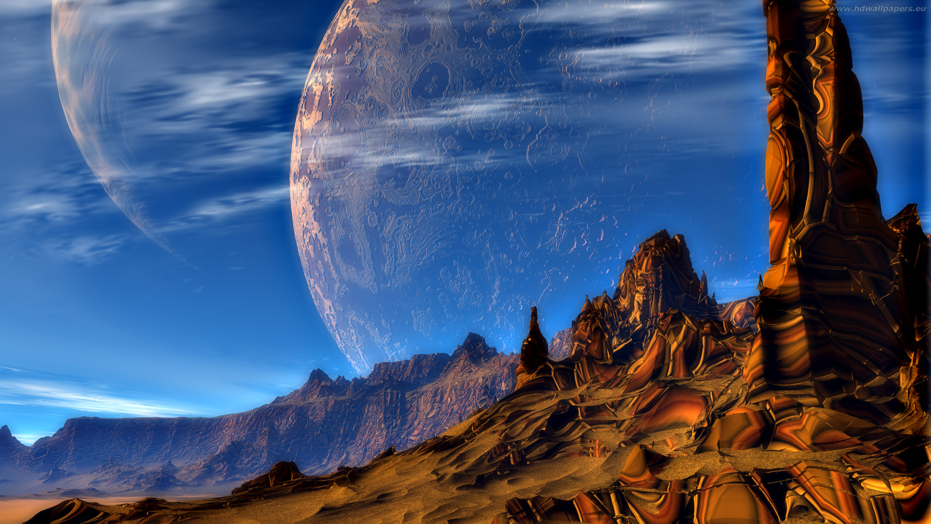 science fiction dalaro full HD wide 1920x1080