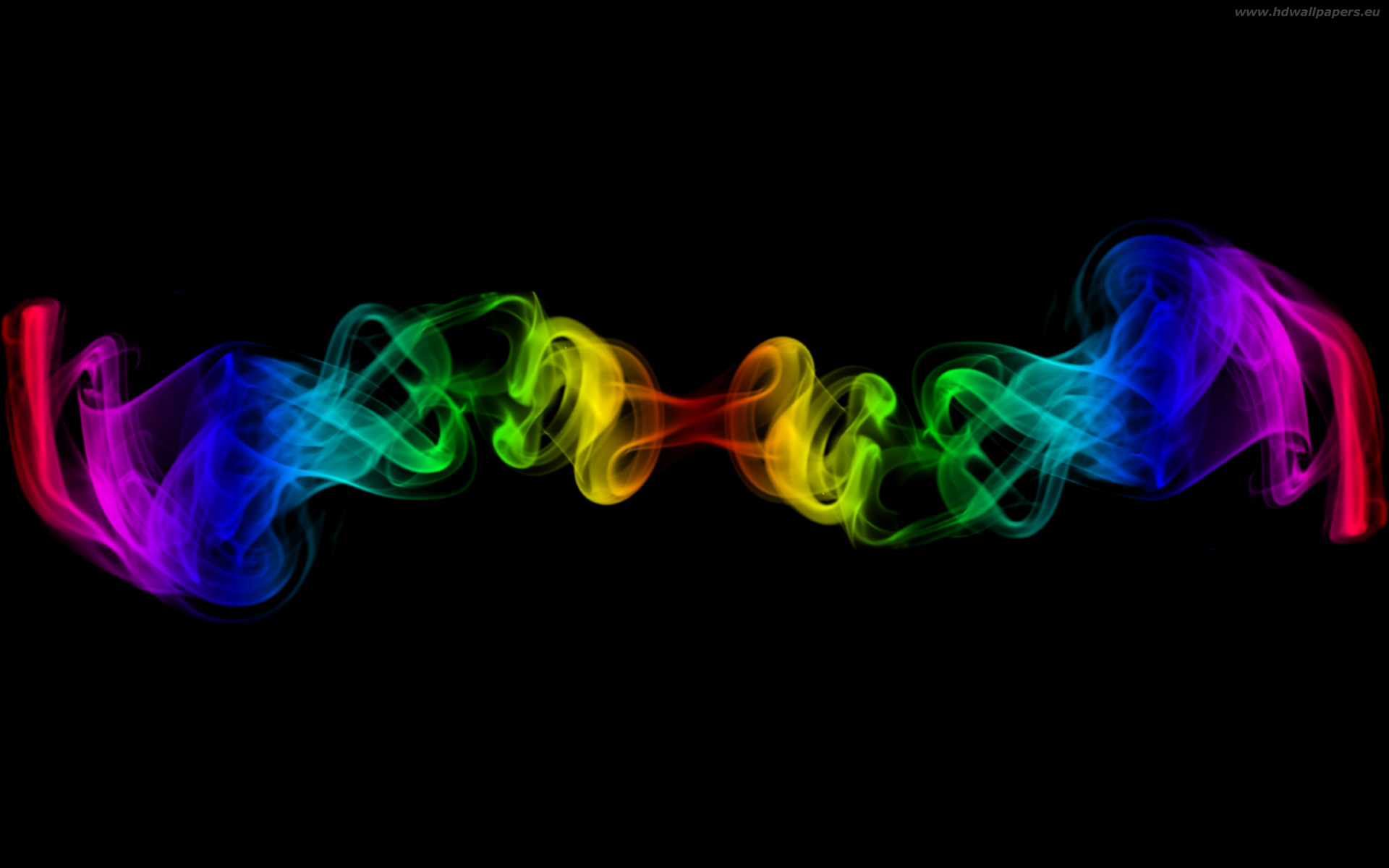 Rainbow Smoke wallpaper - 943108